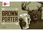 Brown Porter - All Grain Beer Brewing Kit (5 Gallons)