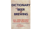 Dictionary of Beer & Brewing Book (Book)