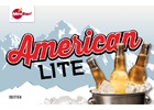 American Lite Ale - All Grain Beer Brewing Kit (5 Gallons)