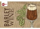 Barley Wine Recipe - All Grain Beer Brewing Kit (5 Gallons)
