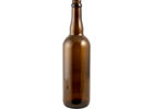 Bottles - 750ml Amber Belgian Style (Bottle Cap Finish) - Case of 12