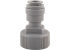 Duotight Push-In Fitting - 9.5 mm (3/8 in.) x 3/4 in. BSP