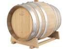Balazs New Hungarian Oak Barrel - 28L (7.39 gal)