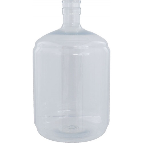 Plastic PET Carboy - 3 Gallon