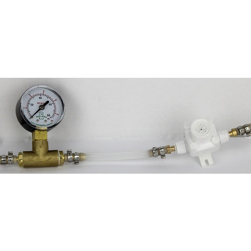 In-Line Secondary CO2 Regulator