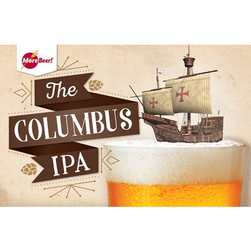Columbus IPA - Extract Beer Brewing Kit (5 Gallons)