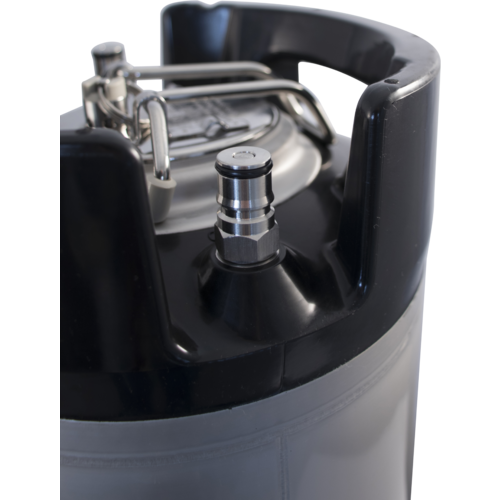 Corny Keg - 2.5 Gallon Ball Lock Keg