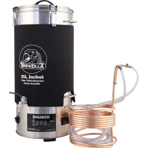 Premium Electric Home Brewing Kit