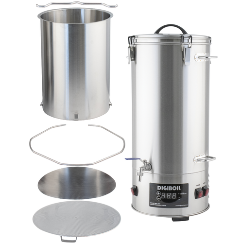 digimash allgrain electric brewing system  35l/925g 110v