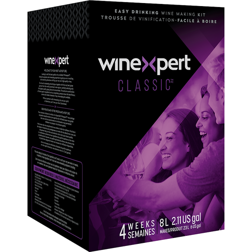 Winexpert Classic™ Wine Making Kit - California Trinity Red