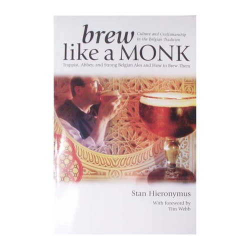 Brew Like A Monk (Book)