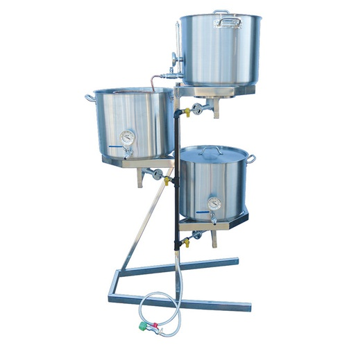 The MoreBeer! Original Gravity All-Grain Brewing System