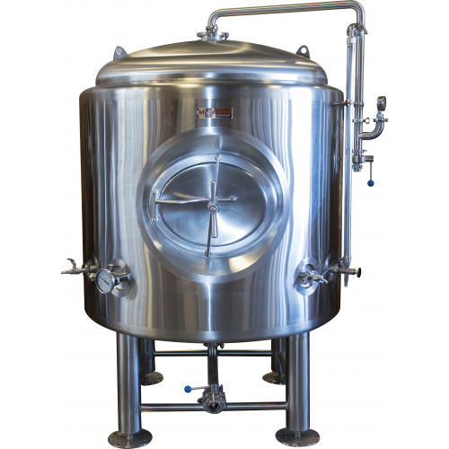 A Professional Jacketed Brite Tank