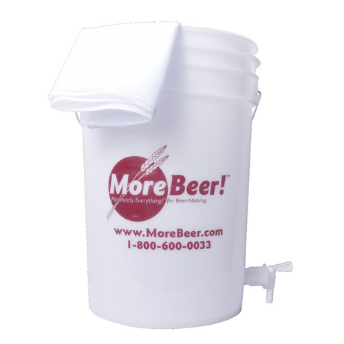 The MoreBeer! Mini Mash Equipment Kit