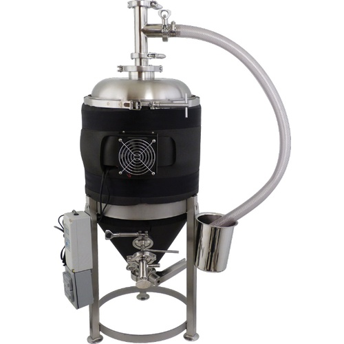 MoreBeer! Temperature Controlled Conical Fermenter
