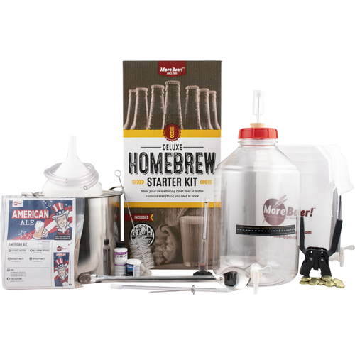 Deluxe Homebrewing Kit!