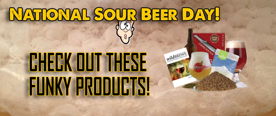 National Sour Beer Day!