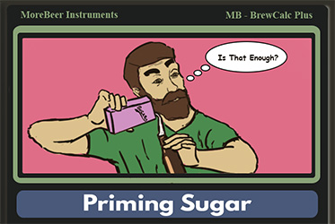 Priming Sugar Calculator!